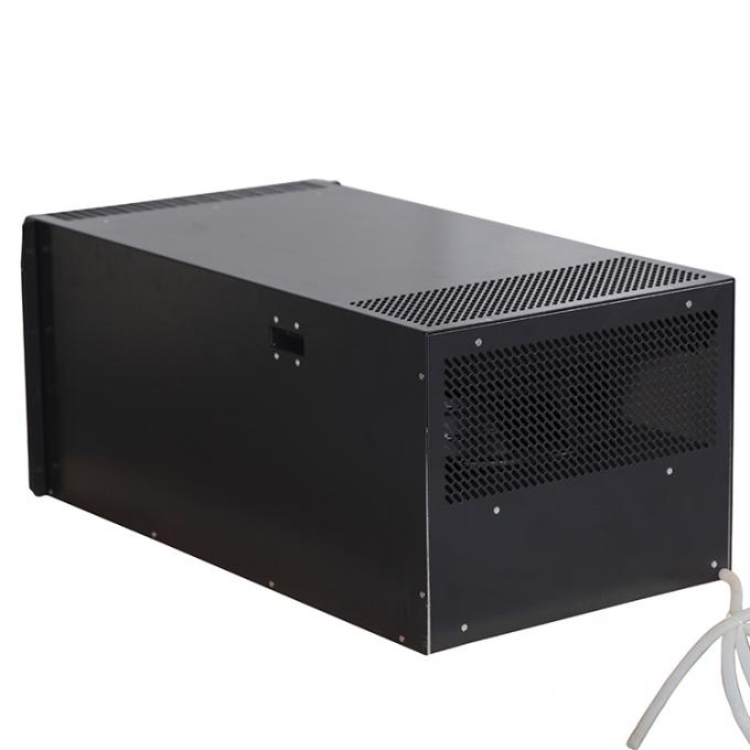2500W General Electric Outdoor Cabinet Air Conditioner EC Blower Automatically Adjust