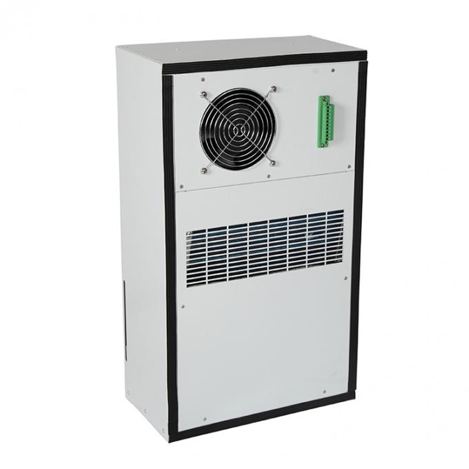 Combo Industrial Enclosure Air Conditioner Side / Embedded Mounting