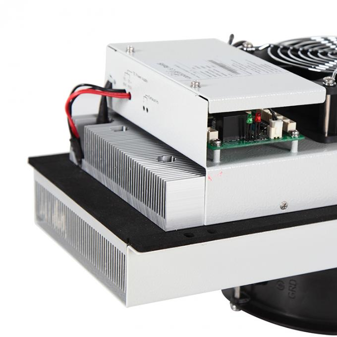 No Leakage DC Powered Air Conditioner For Telecom Sites - Battery Compartment Cooling