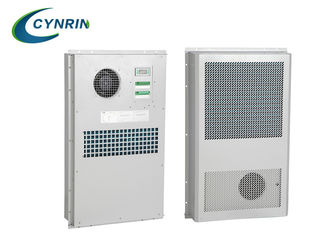 China 60hz Heavy Electrical Cabinet Air Conditioning Units LED Display Anti Theft Design factory