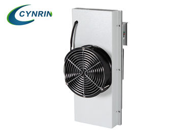 China Peltier Air Conditioned Data Cabinet , Enclosure Cooling Unit Without Compressor factory
