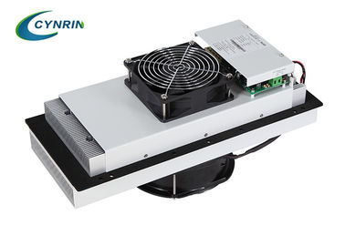 China European DC Battery Powered Electrical Cabinet Cooling , Cabinet Air Conditioning Units factory