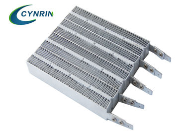 Non Insulation PTC Heating Element , Electric Metal Heating Element