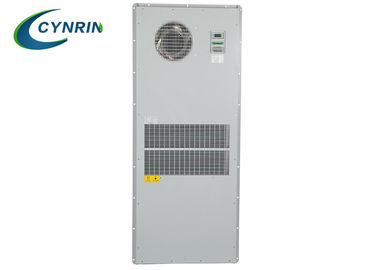 Galvanized Steel Outdoor Cabinet Air Conditioner With Environment Monitoring System
