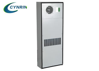 China 2500W Compressor Outdoor Cabinet Air Conditioner AC220V 60HZ For Telecom Rack factory