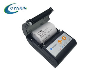China 80mm Bluetooth Portable Thermal Transfer Printer , Thermal Transfer Mobile Printer factory