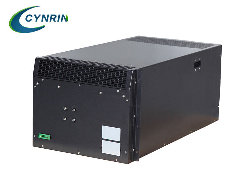 Server Room Outside Electrical Cabinet , Control Panel Cooling 10000BTU 1.2 HP AC 3 Phase supplier